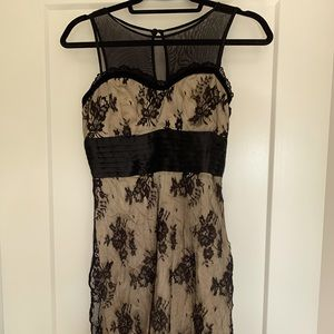 Marciano Silk Lace Black cocktail dress - XS